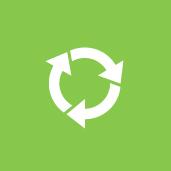 genbrugsgud ikon