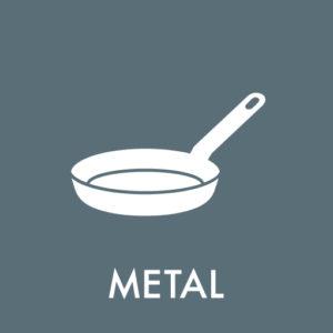 metal ikon